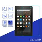 9H Tempered Glass Screen Protector For Amazon Kindle Fire HD 7/ HD 8 2016 Tablet