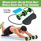 Home Gym Abs Equipment Exercise Body Fitness Abdominal Training Workout Machine image