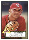 2001 Topps Heritage Baseball #1-250 - Your Choice - *WE COMBINE S H*