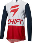 Shift Racing Mens 3lue Blue Label 4th Kind MX Jersey