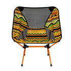 Lightweight Folding Camping Moon Chair Portable Outdoor Fishing Seat Picnic BBQ