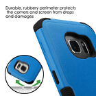 For Samsung Galaxy S6 / Edge / Plus Shockproof Hybrid Armor Hard Case Kickstand