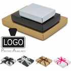 Matt Laminated Self Assembly Flat Pack Gift Boxes (A4, A5 & A6 Sizes)