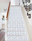 3D Blue Pattern 008 Stair Risers Decoration Photo Mural Vinyl Decal Wallpaper AU