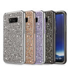 Luxury Glitter Bling Diamond TPU Soft Gel Phone Case For Samsung Galaxy S8 S8+
