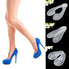 1 Pair Invisible Transparent Gel Activ Insoles Pads High Heel Feet Shoes Comfort