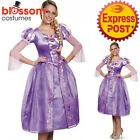 K388 Rapunzel Tangled Disney Princess Fancy Dress Up Fairytale Book Week Costume
