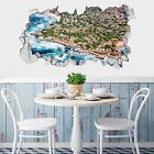 3D Seaside City 271 Wall Murals Wall Stickers Decal Breakthrough AJ WALLPAPER AU