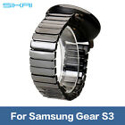 22mm Ceramic Watch Strap Band Wristband for Samsung Gear S3 Classic Frontier US