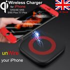Qi Wireless Charger for iPhone 7 6S 6 5S SE Charging Pad Mat Inductive for iPad
