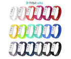 18 Colors Small / Large Replacement Wristbands Strap for Fitbit Alta HR and Alta