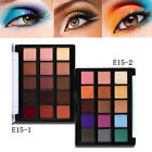 Cosmetic Matte Eyeshadow Cream Makeup Palette Shimmer Set 15 Colors Eyeshadow
