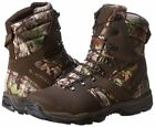 """Lacrosse 536010 Quick Shot Waterproof 8"""" Realtree Xtra Green Boots"""