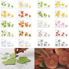 Leaf Sticky Note Pack Post-It Book Decor Bookmark Tab Memo Index Cute Marker