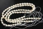 choose colors Jewelry making 1Strand Natural Freshwater Pearl Beads 5-6mm
