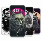 HEAD CASE DESIGNS CATS OF GOTH HARD BACK CASE FOR HTC PHONES 1