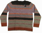 $598 Polo Ralph Lauren RLX Mens Crew Neck Vintage Wool Cashmere Sweater Size M