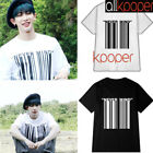 KPOP Monsta X WONHO T-shirt Travel Outdoor Tshirt The same paragraphTee Tops