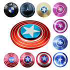 Captain America Fidget FINGER SPINNER Hand Focus Spin All Aluminum Alloy Metal