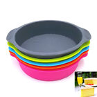 Silicone Round Cake Mold Pan Muffin Bread Pizza Pastry Bakeware Maker Tray Mould