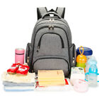 Multifunction Mummy Baby Diaper Nappy Changing Bag L Mom bag Backpack Travel