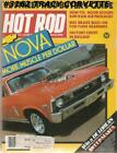 March 1982 Hot Rod Nova 28 Model A phaeton Shelby GT350 Tuttle's 1969 Corvette