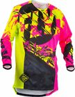 Fly Racing Youth Boys Kinetic Outlaw MX Jersey