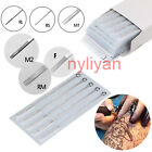 Hot Sale 50pcs/pack Disposable Sterile Tattoo Needles M1 M2 HRL RM RL F RS