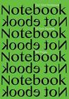 Dot Grid Notebook 1/2 Inch Squares 160 Pages: Notebook Not eBook with Green Cove