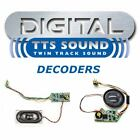 HORNBY Digital TTS Sound Decoder, convert any DDC Ready Loco to Full Sound