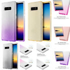 For Samsung Galaxy Note 8 Glitter Case Flexible Gel Super Slim Thin Fit Cover