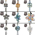 Luxury Crystal Car Pendant Hanging Suncatcher Car Interior Home Decor Lady Gift