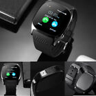 Smartwatch Unlocked Watch Cell Phone for Android Samsung Galaxy Note Nexus LG