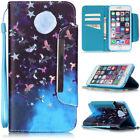 Case Cover For Apple iPhone Samsung Galaxy LG Huawei Flip Wallet Case Fashion