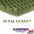 CARPET UNDERLAY Total Luxury 10.4mm mm thick sponge rubber top-of-the-range