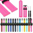 Replacement Watch Band Strap Soft Silicone Wristband For Garmin Fenix 3