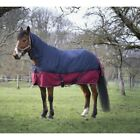 Ekkia Equi-Theme 350g Combo Fixed Neck Horse Turnout Rug, Tyrex 1200 Denier