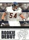 2005 Upper Deck Rookie Debut Football #1-200 - Your Choice -*WE COMBINE S/H*