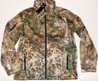 L 3XL Mens Realtree Xtra NFL New York Giants Huntsman Softshell Jacket Camo Coat $35.0 USD on eBay