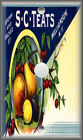 Metal Light Switch Plate Cover - Vintage Fruit Crate Home Decor Design 74