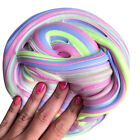 Fluffy Floam Slime Scented Stress Relief No Borax Kids Toys Sludge Colorful Gift