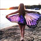 Butterfly Wings Shape Tapestry Picnic Mat Beach Pool Shower Towel Shawl Blanket