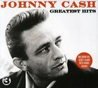 Greatest Hits Box set, Import by Johnny Cash  Audio CD   Discs: 3  BRAND NEW $13.18 USD