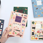 2018 SIM Planner Diary Scheduler Journal Schedule Book Notebook Cute Organizer