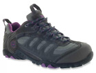 HiTec Penrith Low WP Womens Shoes Charcoal