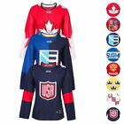 "2016 NHL Adidas ""World Cup Of Hockey"" Premier Jersey LE Collection Women's $30.99 USD on eBay"