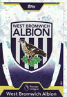 Match Attax 17/18 West Bromwich Albion West Ham Cards Pick From List