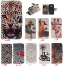 For Samsung Galaxy Core 4G LTE SM-G386F Leather Wallet  Card Slot Stand Case