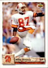 1992 Upper Deck Football Singles #501-620 - Your Choice GOTBASEBALLCARDS