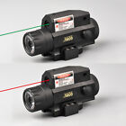 Combo 300LM CREE LED Flashlight&Red/Green laser sight 20mm rail For Rifle Gun